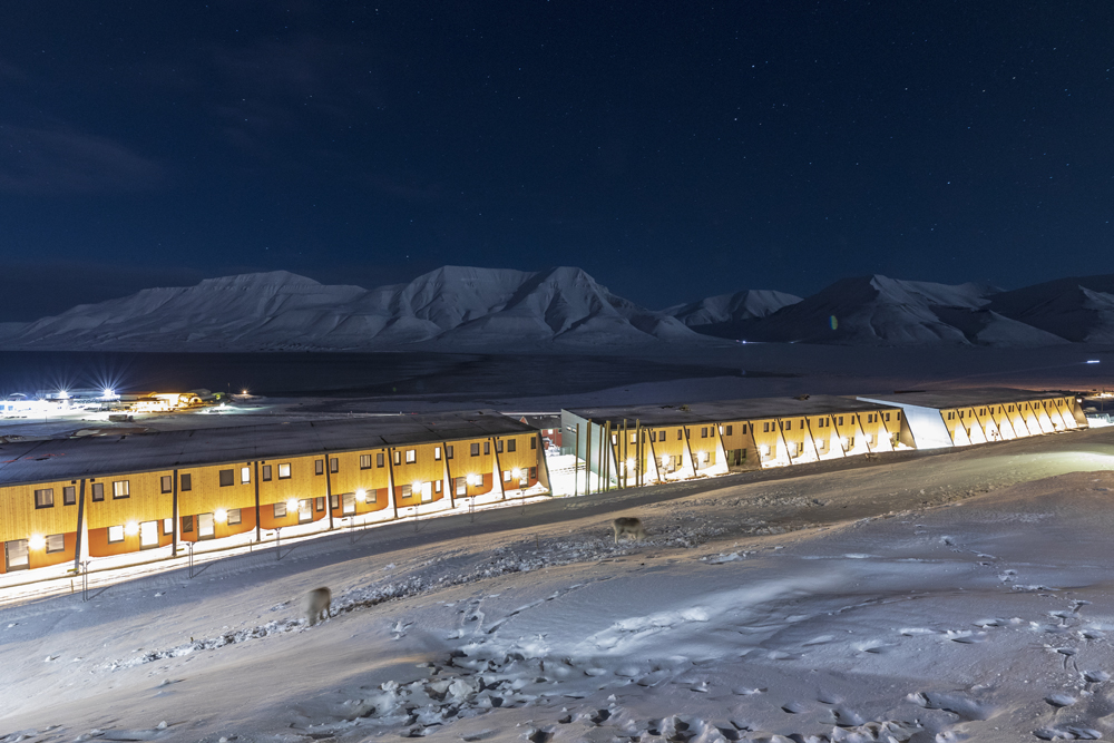 Longyearbyen-boliger